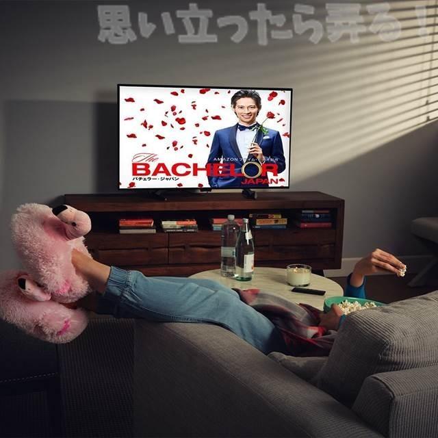 ストリーミングを大画面テレビで楽しめる