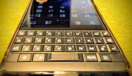 BlackBerry KEY2 便利な標準機能 アプリのクローン設定でSNSアカウント切り替えミスによる誤爆トラブルを回避する方法