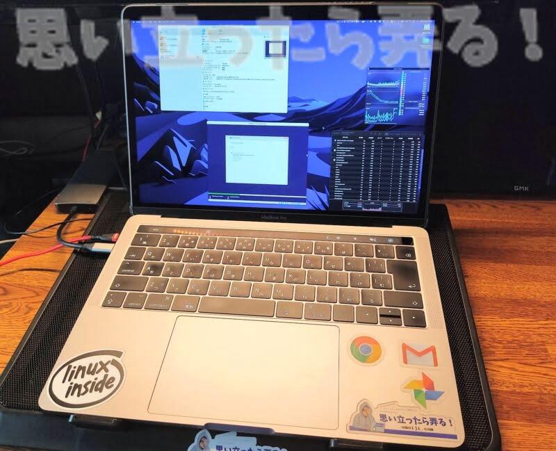 MacBookのVirtualBoxでWindows11をセットアップする